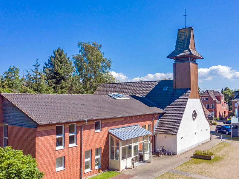 Katholische Kirche Husum